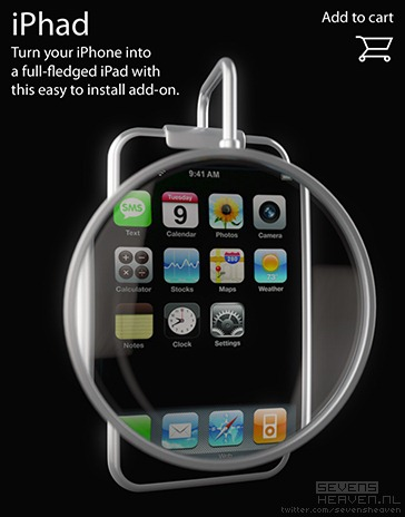 cartoon-spotprent-satire_apple-iphone-ipod-touch-ipad-tablet-magnifying-glass