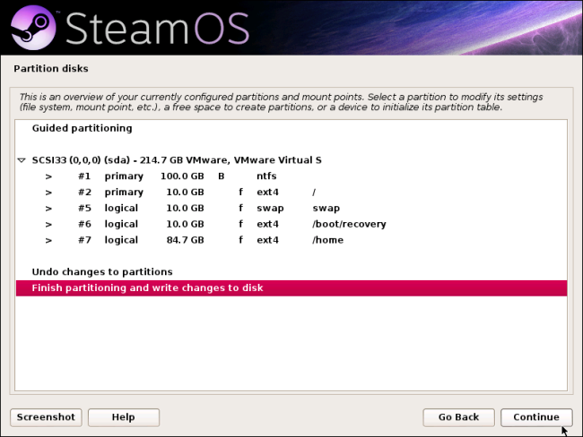 steamos-custom-dual-boot-partitions