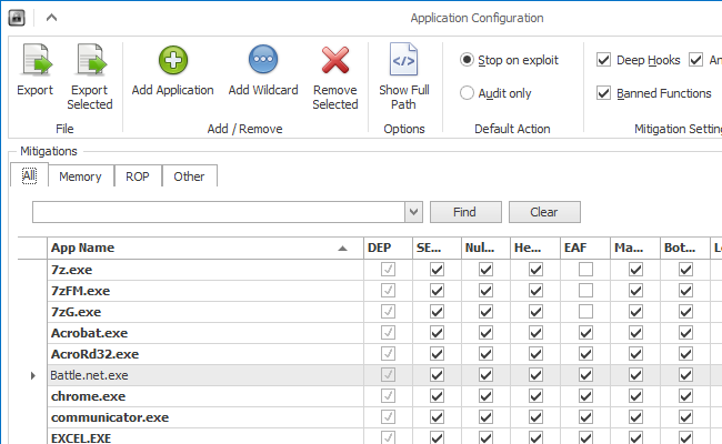 create-rules-for-application-in-emet