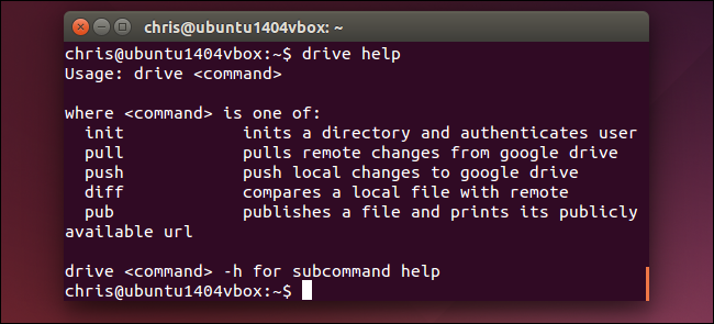 google-drive-for-linux-help