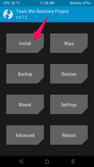 1-twrp-install