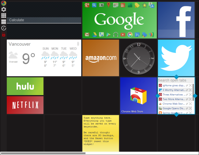 awesome-new-tab-page