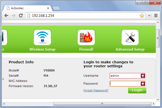 log-into-router